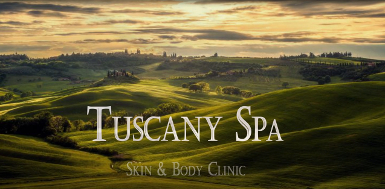 Tuscany Spa promo ad production